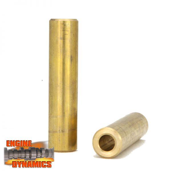 Rohling Ventilführung 10mm 15x67 Messing Führungsrohling