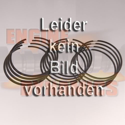 Kolbenringsatz für VW 1,6 Diesel und TD Übermaß 1,00 für 4 Kolben